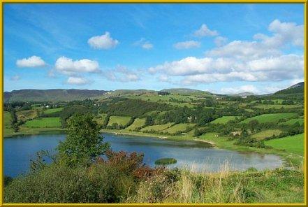 Grianan-Cruckmore-Colga-lake
