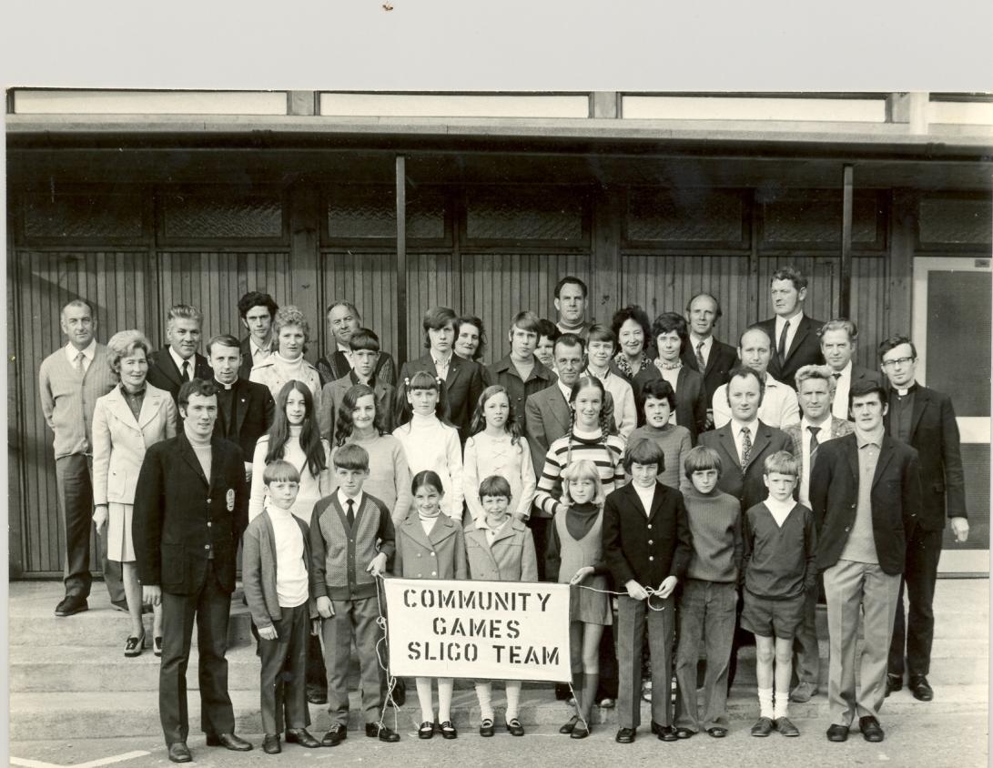 Sligo-Community-Games-team-Sep1972